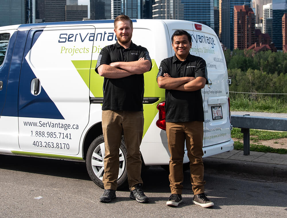 SerVantage - Commercial Cleaning Services - Serving Vancouver, Calgary, Edmonton